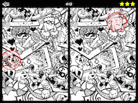 Spot the Difference by Hidden Doodles screenshot 1